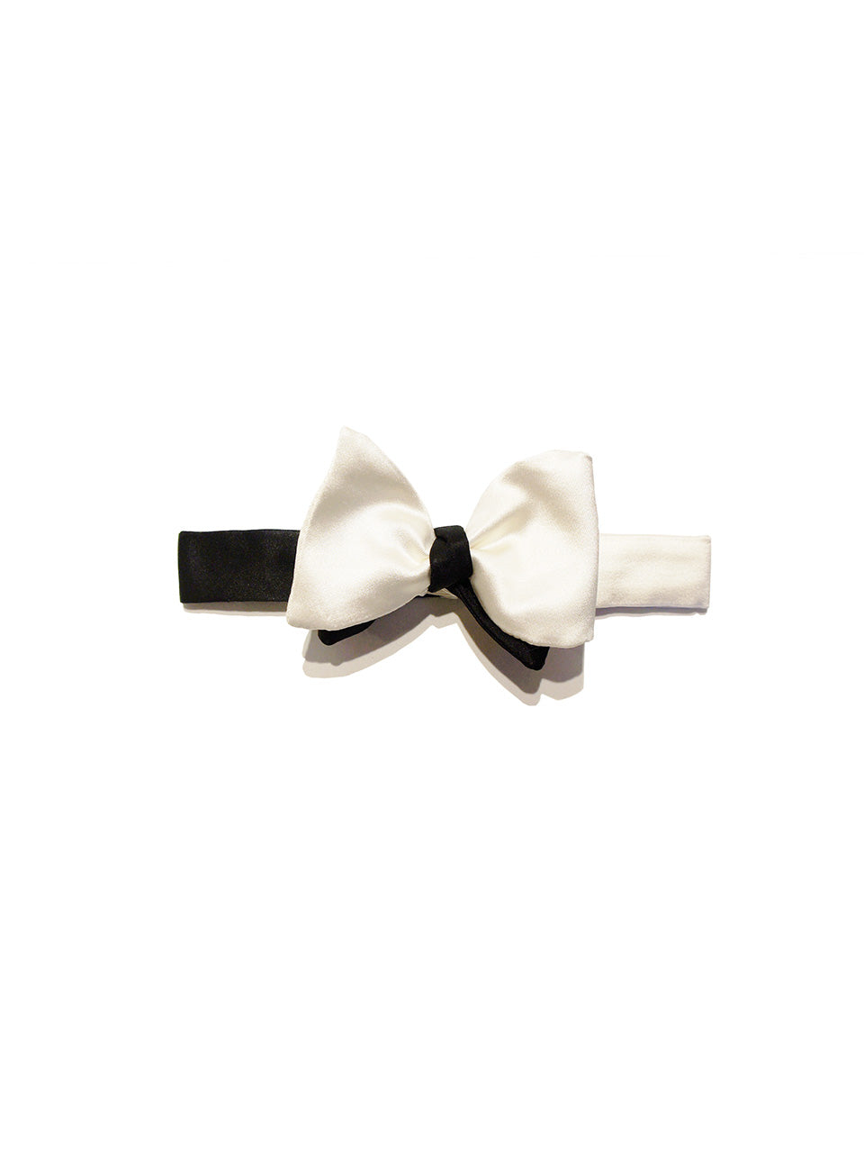 Black & White Dual Self Bow