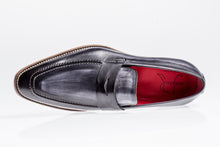 Load image into Gallery viewer, Jose Real Amberes Sport Loafer Antracite