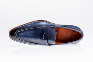 Jose Real Amberes Sport Loafer Navy