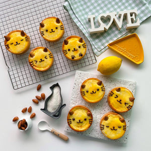 Little Miss Bento Baking Kit - Kitty Cheese Tart