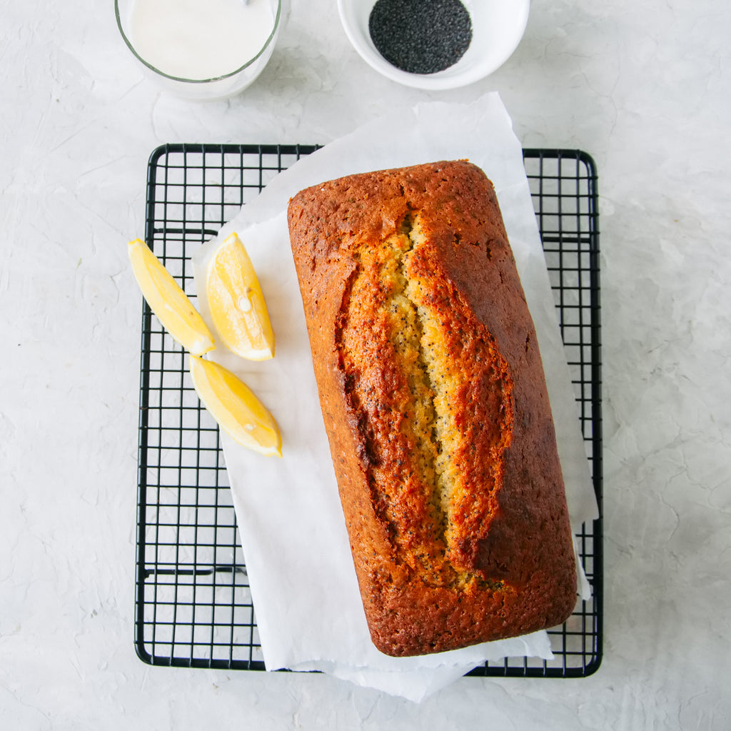 Baking Kit - Lemon Chia Seed Pound Cake