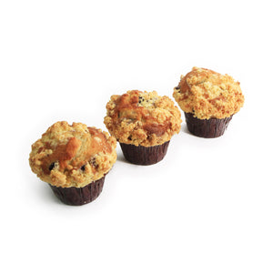 Blueberry Muffin (pack of 3)