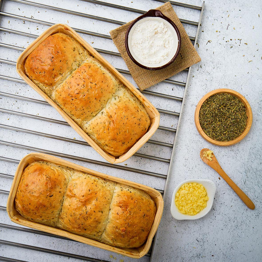 Baking Kit - Cheddar & Herbs Bread