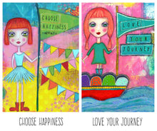 Load image into Gallery viewer, INSPIRATION FOR GIRLS Card Pack