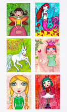 Load image into Gallery viewer, LITTLE GIRLS PACK No. 2 Card Pack
