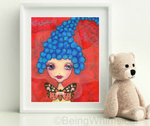 Load image into Gallery viewer, MARIPOSA Art Print