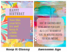 Load image into Gallery viewer, LOL BIRTHDAY CARD Card Pack