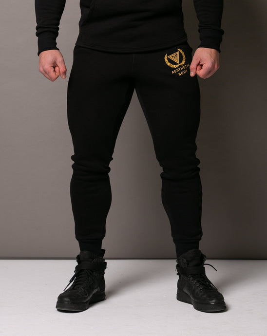 Classic Bottoms Black/Gold