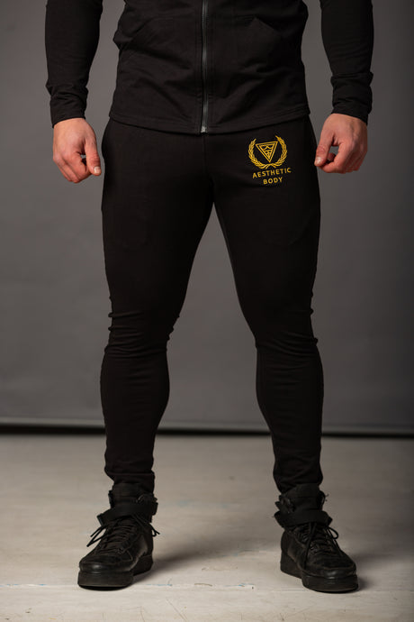Pro Bottoms Black/Gold
