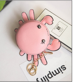 Small crab coin purse