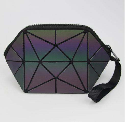 Foldable Travel MakeUp Bag