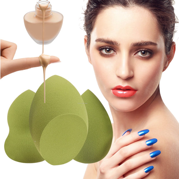 BEAUTY SPONGES BLENDER PUFF 3PCS SET