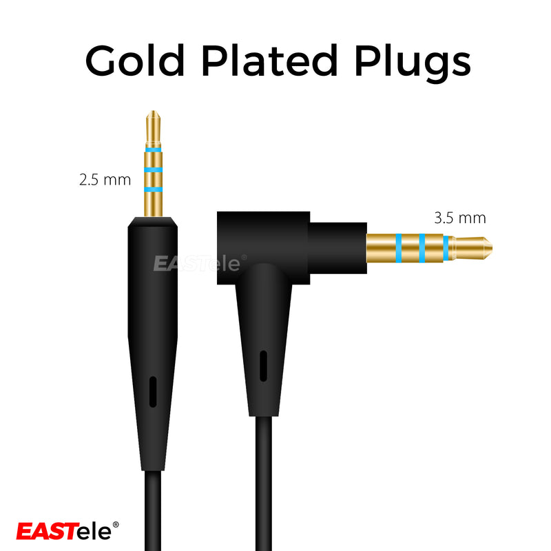 Replacement Headset AUX Cable
