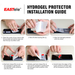 Apple Hydrogel Screen Protector