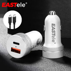 3.0 Dual USB Car Charger Set
