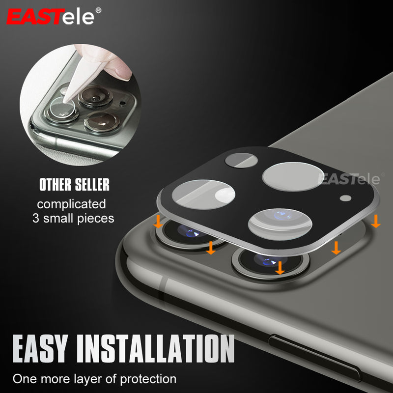 Apple Camera Lens Tempered Glass