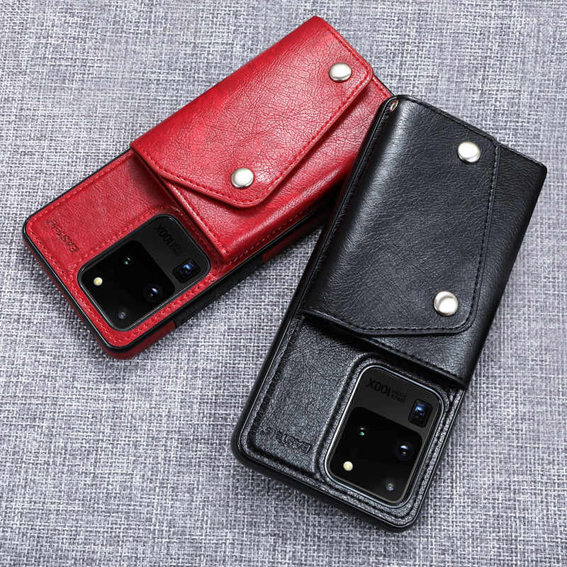 Samsung Snap Closure Pouch Wallet Case