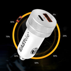 3.0 Dual USB Car Charger