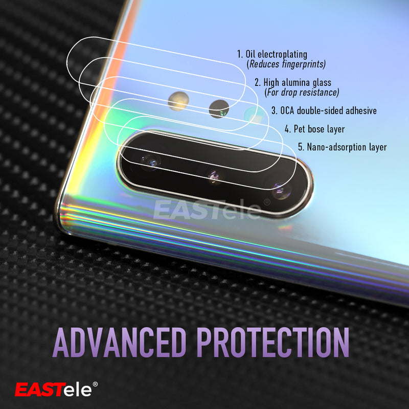Samsung Note 10 Series Camera Lens Protector
