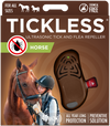 TICKLESS® Horse Ultrasonic Tick & Flea Repeller - Brown