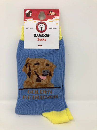 Sam Dog Socks
