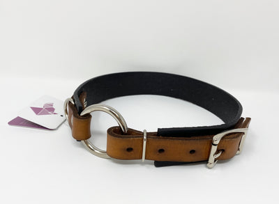 Dog Dog Goose Osgiliath Leather Dog Collar