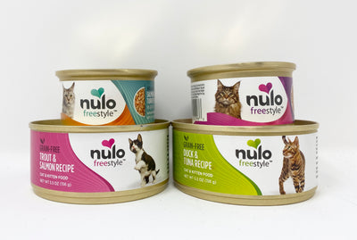 Nulo Canned Cat Food