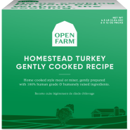 Open Farm Homestead Turkey Cooked Meals