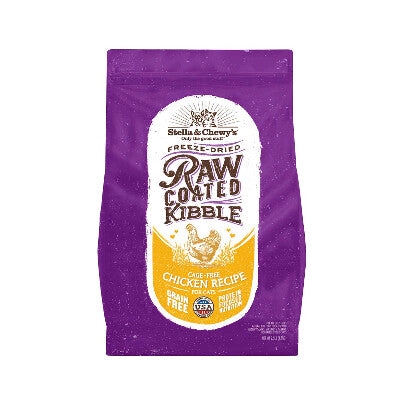 Stella & Chewy's - Raw Coated Cat Kibble