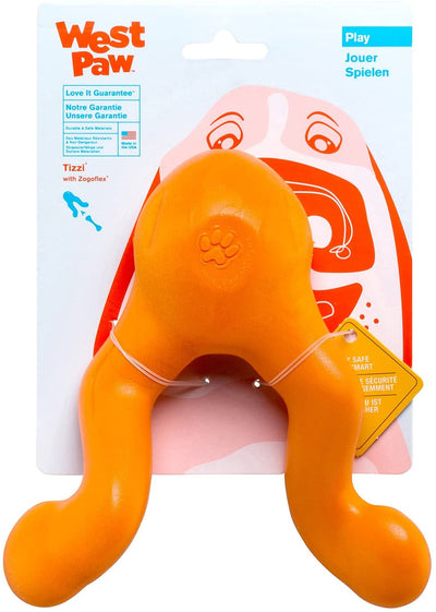 West Paw Tizzi Dog Toy