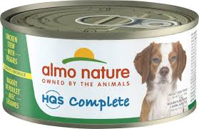 Almo Nature Dog Can