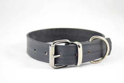 Dog Dog Goose Pelennor Leather Dog Collar