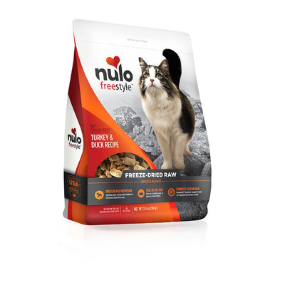 Nulo Freeze-Dried Raw Cat Food