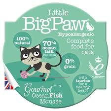 Little Big Paw Cat Can 85g