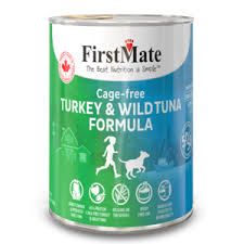 First Mate Grain Free Can Dog 345g