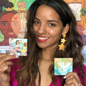 April Artist Feature: Amelia Jamerson