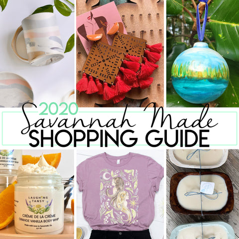 2020 Savannah Made Shopping Guide