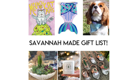 Shop Savannah Made this Christmas