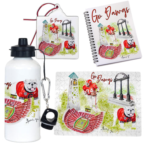 UGA Watercolor - Gifts