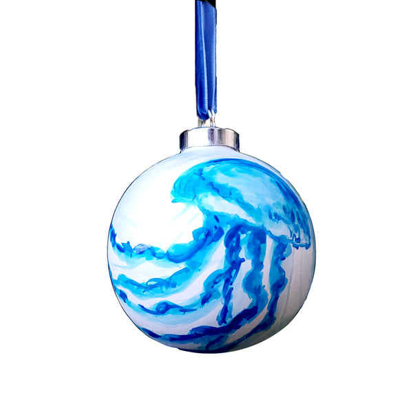 Water Color Ornaments