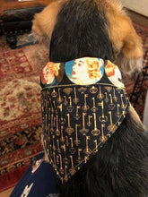Load image into Gallery viewer, Nancy Drew Large Fabric Pet Bandana
