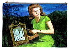 Load image into Gallery viewer, Nancy Drew Old Clock/Blackwood Hall Pouch