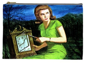 Nancy Drew Old Clock/Blackwood Hall Pouch