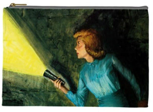 Nancy Drew Hidden Staircase Pouch
