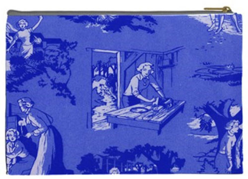 Nancy Drew Endpapers Pouch