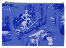 Load image into Gallery viewer, Nancy Drew Endpapers Pouch