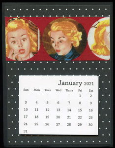 Nancy Drew Magnetic Calendar