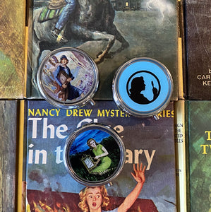 Nancy Drew Sleuth Pill Box