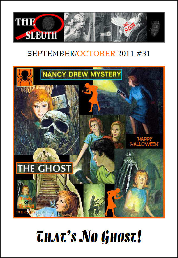 The Sleuth - Issue 31 - Sept/Oct 2011