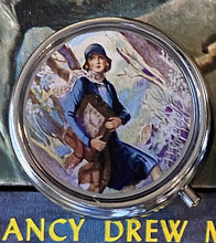 Load image into Gallery viewer, Nancy Drew Sleuth Pill Box